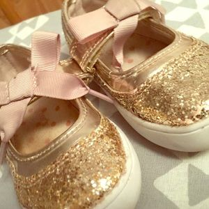 Good Sequin Shoes by Carter's